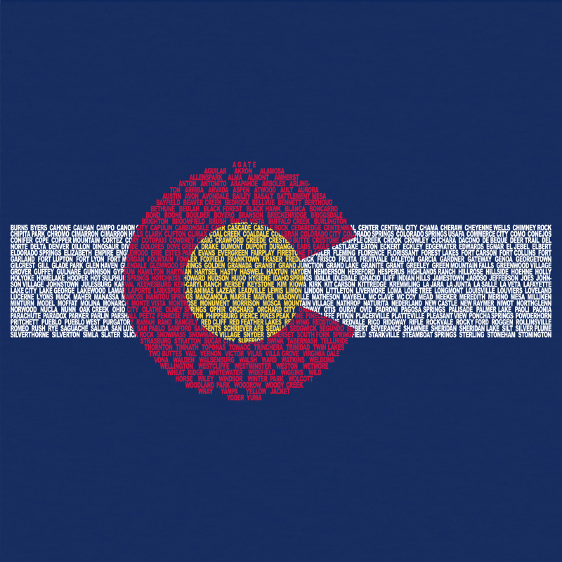 Colorado CityFlag